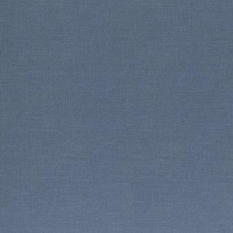 Rauchblauer Leinenstoff - Vorgewaschenes Reinleinen - Damiel Swafing Waschleinen