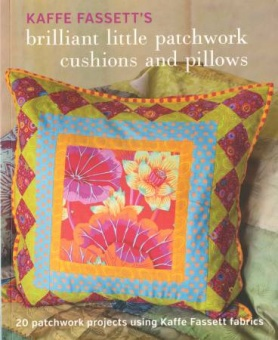 Kaffe Fassett's Brilliant Little Patchworks Cushions & Pillows