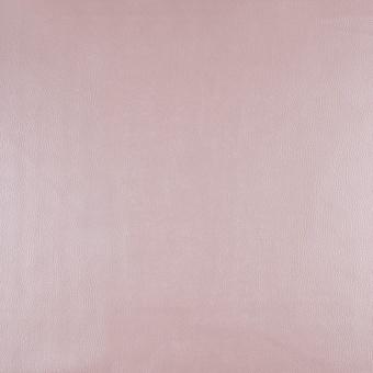 Metallic-Rosa Kunstleder - Veganes, dezent genarbtes, glattes Lederimitat - Meterware