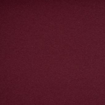 Ganzjahres-SWEATJERSEY!  Bordeaux-Rot - Eike-Meliert
