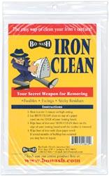 Bügeleisen-Reinigungstücher - Orignal Bo-Nash Iron Clean