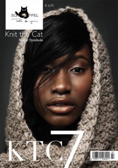 Knit the Cat 7 Magic Symbols - Schoppel Strickheft Herbst / Winter 2014 Sabrina Special