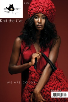 Knit the Cat 8 WE ARE COLOR - Schoppel Strickheft Herbst / Winter 2016