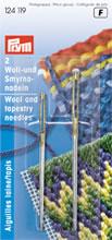 Wollnadeln mit Goldöhr - Prym Smyrnanadeln / Vernähnadeln