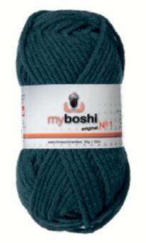 myboshi original No.1 Wolle - Trendsetter Häkelgarn!  Petrol 154