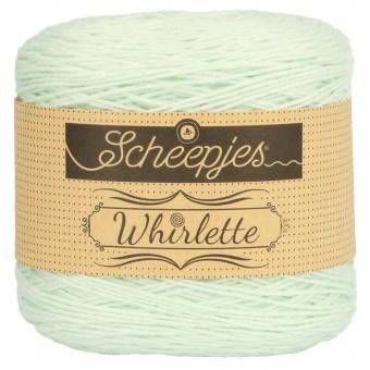 Scheepjes Whirlette Bobbel - VIELE FARBEN! Häkelgarn / Strickgarn 856 Mint