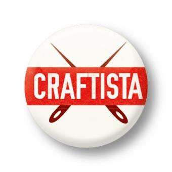 Craftista Anstecker - Strickimicki Buttons