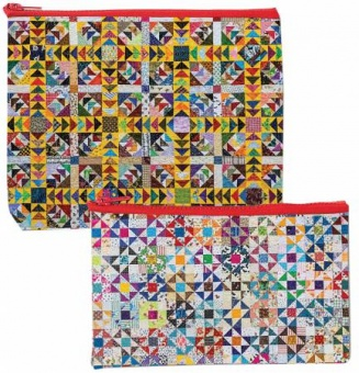 Bonnie K. Hunter Taschen-Set - Addicted to Scraps Eco Pouch Set
