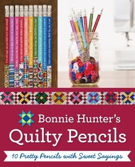 Quiltbleistifte - Bonnie K Hunter's Quilty Pencils