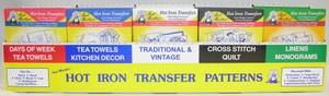 Alte Stickvorlagen - Aunt Martha's Vintage Hot Iron Transfer Patterns