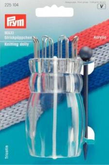Strickliesel - Strickpüppchen Maxi von Prym - klar