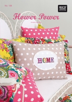 Flower Power - Annette Jungmann - Rico Design No. 138