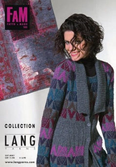 FAM Collection - Fatto A Mano 183 Strickmagazin - Lang Yarn Strickheft