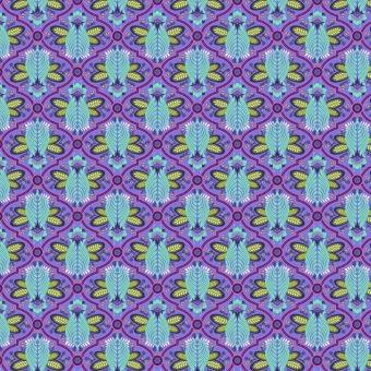 Iris Bee - All Stars by Tula Pink - Bienenstoff