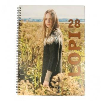 Lopi Strickbuch No. 28 - Deutsche Ausgabe