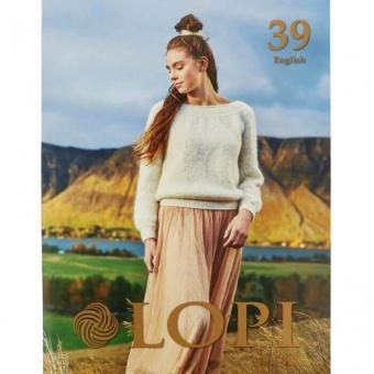 Lopi Strickbuch No. 39 - Deutsche Ausgabe