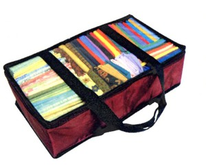 Ordnungskoffer - Fat Quarter Bag - Vivace Collection