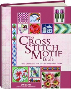Kreuzstich Motiv-Bibel - Cross Stitch Motif Bibel