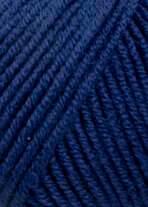Merino 120 Strickgarn - VIELE FARBEN! Merinostrickgarn - Lang Yarns Häkelgarn Merino Fine Superwash Navy # 0035