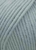 Merino 120 Strickgarn - VIELE FARBEN! Merinostrickgarn - Lang Yarns Häkelgarn Merino Fine Superwash Silbergrau # 0123