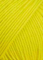 Merino 120 Strickgarn - VIELE FARBEN! Merinostrickgarn - Lang Yarns Häkelgarn Merino Fine Superwash Gelb # 0214