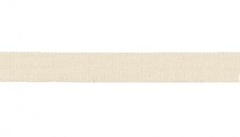 2,5cm Naturfarbenes Baumwollband - Natural Twill Tape 1 inch