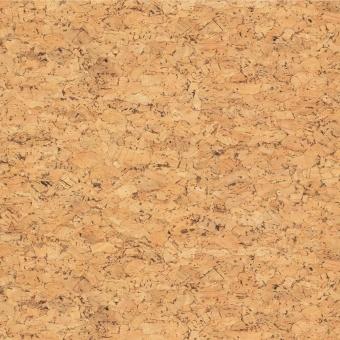 Grober Korkstoff - Baumwollstoff in Korkleder-Optik - Günstiger Motivstoff als Alternative