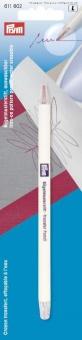 Auswaschbarer Bügelmusterstift - Aufbügelbarer Übertragungsstift / Bügeltransferstift
