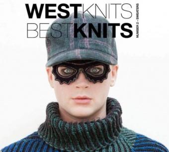 VORORDER! Westknits  Bestknits Book Number 2 Sweaters  by Stephen West
