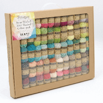 Scheepjes Stone Washed & River Washed Miniknäuel Colour Pack Color Pack
