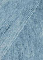 Mohair Luxe Strickgarn - Superkid-Mohair + Seide von Lang Yarns Jeans hell #0133