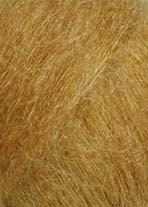 Mohair Luxe Strickgarn - Superkid-Mohair + Seide von Lang Yarns Camel #0339
