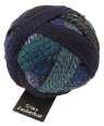 Crazy Zauberball Sockengarn mit Farbverlauf - Schoppel Sockenwolle U Boot