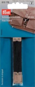 85mm Schnappverschluss - Schnappverschlüsse 8,5 cm für Taschen & Etuis