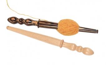 Knit Pro Nostepinne / Knäuelwickler / Wollknäuelwickler / Wollwickler