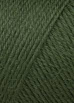 Jawoll Uni Sockenstrickgarn - 50g Knäuel - Sockenwolle von Lang Yarns # 0098 Olive