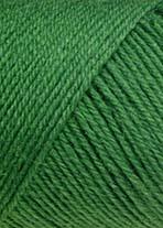 Jawoll Uni Sockenstrickgarn - 50g Knäuel - Sockenwolle von Lang Yarns # 0317 Dunkelgrün