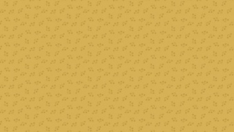 Gelber Ton-in-Ton Basicstoff - Sol Mellow Yellow Bijoux by Kathy Hall - Tonal Ditsy Patchworkstoffe von Makower UK