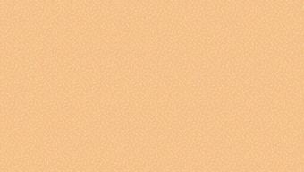 Pastelloranger Ton-in-Ton Basicstoff - Arrow Peachy Bijoux by Kathy Hall - Tonal Ditsy Patchworkstoffe von Makower UK