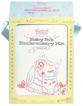 Baby Bib Embroidery Kit - Sumblime Stiching