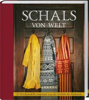 Schals von Welt - 23 Strickmodelle i