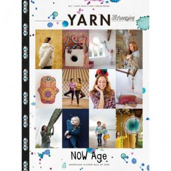 Scheepjes YARN No. 9 Craft Book-A-Zine - Strickzeitschrift / Häkelmagazin Nr.9