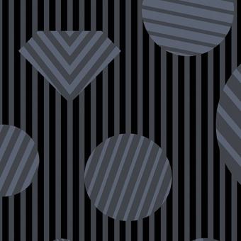 """Coal Heartbreaker - Libs Elliott """"The Watcher"""" Designerstoff - Andover Fabrics Patchworkstoffe"""