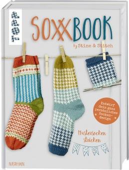 Soxx Book - by Stine & Stitch