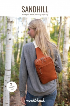 Sandhill Sling Taschenschnittmuster - Noodlehead by Anna Graham - VORBESTELLUNG AUGUST 2021