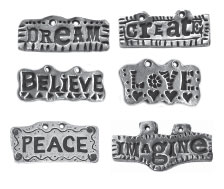 Words Charm Value Pack