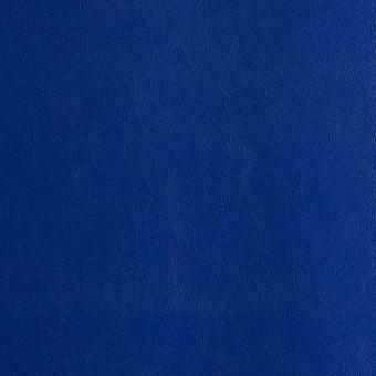 Kunstleder Royalblau - Lederimitat - Überbreite Meterware