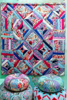 Hapi Quilt by Amy Butler - Quilt Anleitung - GRATIS DOWNLOAD