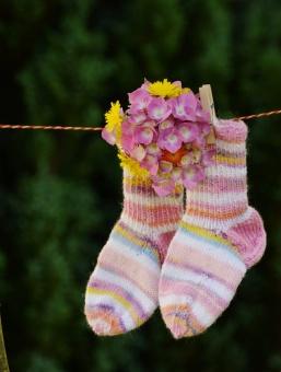 Socken stricken lernen - Anfänger Strickkurs - QZ After Work(Shop) Anfängerkurs