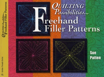 Quilting Possibilities Freehand Filler - Sue Patton